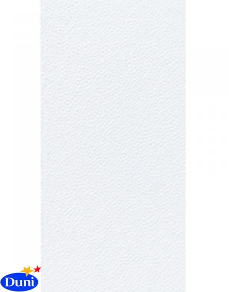1//8 Falz weiß 1000 DUNI Servietten Zelltuchservietten 33x33cm 3-lag